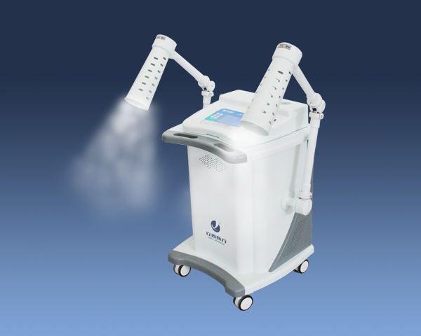 LXZ-200V 智能熏蒸仪(双喷头)