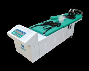 腰椎牵引熏蒸床(LXZ-100AX)