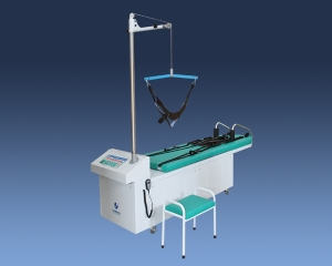 LXZ-100B 颈腰椎牵引床
