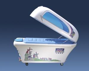 LXZ-200C 熏蒸床(儿童)